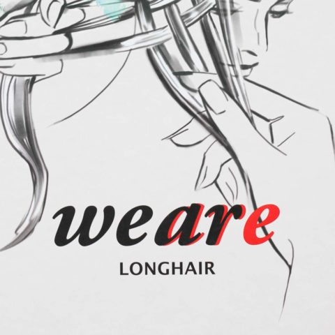 TOM|CO. weare longhair Buchcover