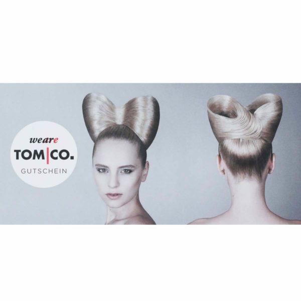 weare TOM|CO. Gutschein