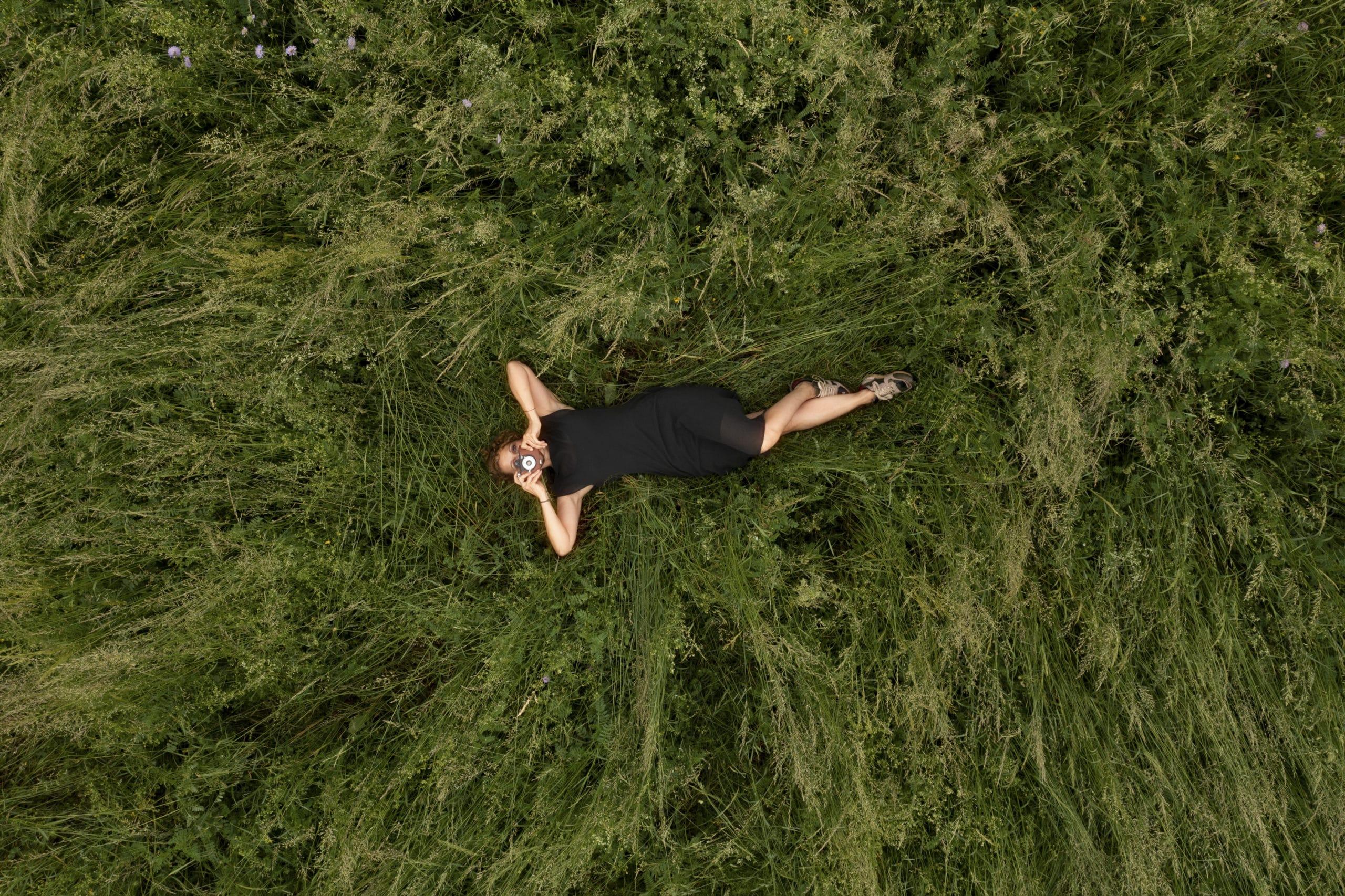 Selbstportrait Annette Mück